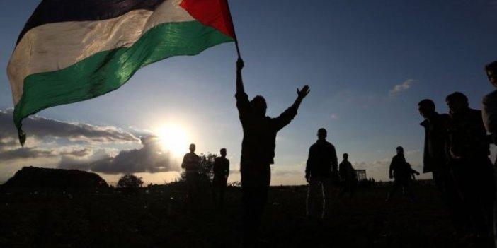 Filistin, BAE'nin gönderdiği yardım malzemelerini reddetti