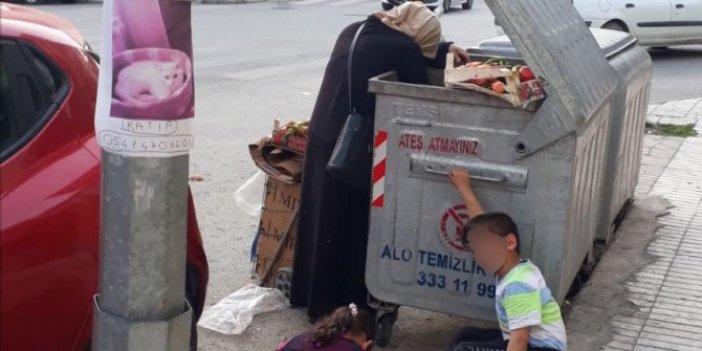 Çorum'daki içler acısı görüntüyü Barış Yarkadaş paylaştı; Utanç fotoğrafı