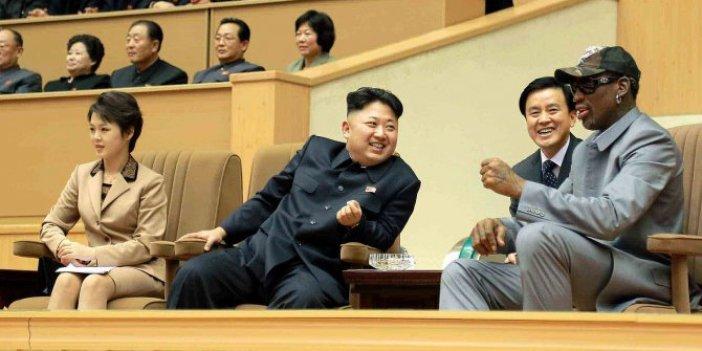 Rodman'dan Kim'in geleceğine dair şifreli mesaj: Kız kardeşe dikkat
