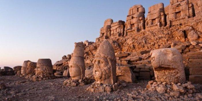 'Dünya mirası' Nemrut, haziran ayında kapılarını açıyor