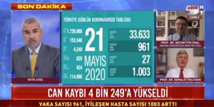 HaberTürk'te yine yellenme krizi mi yaşandı? Veyis Ateş'ten ilk açıklama geldi