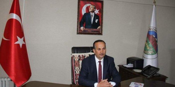 AKP'li başkan koronaya yakalandı