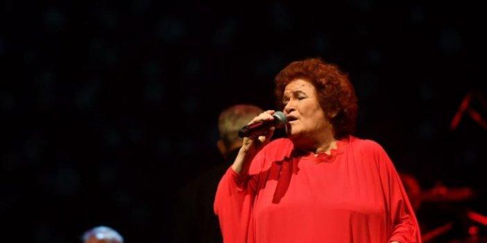 Cami hoparlörlerinden şarkısı çalınmıştı, Selda Bağcan'dan açıklama geldi
