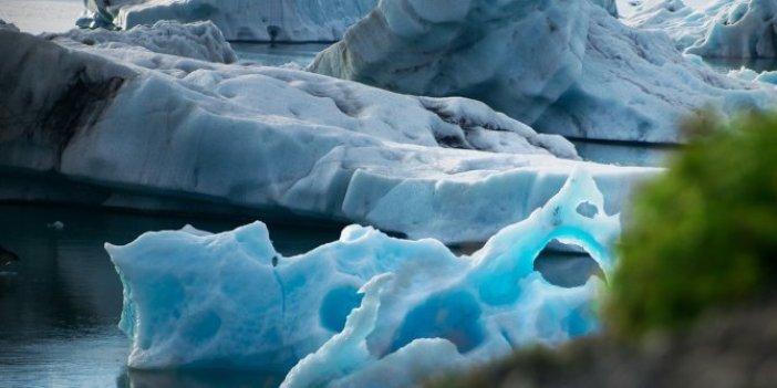 Bilim insanlarından korkutan açıklama: Antartika'daki buzullara bakın neler oluyor