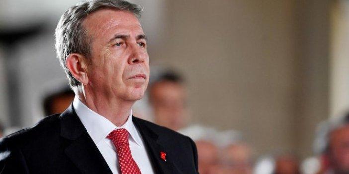 """""""Gözümüz üzerinde"""" dedi ve ekledi: Ankara'yı sana dar ederiz"""