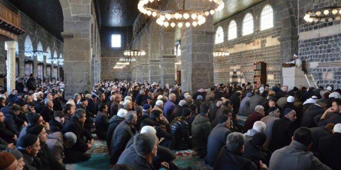 Bakanlık'tan 81 İl için cami genelgesi