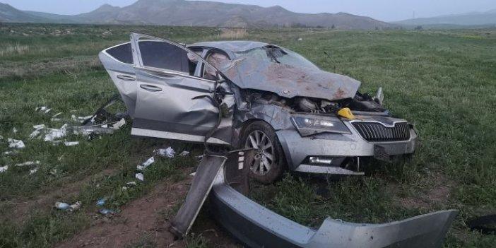 AKP'li meclis üyesi kaza kurbanı