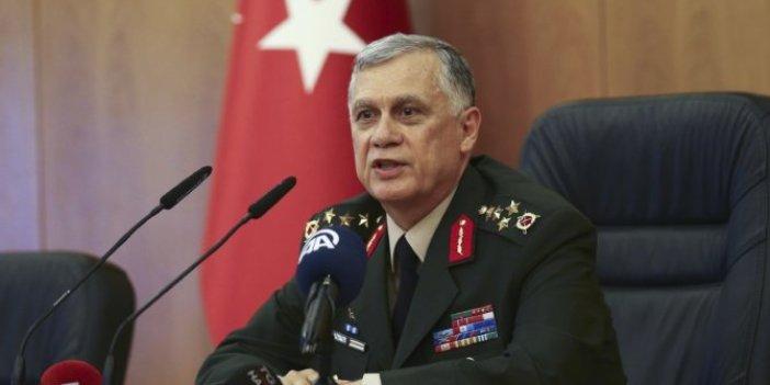 Kara Kuvvetleri Komutanı Dündar'ın acı günü