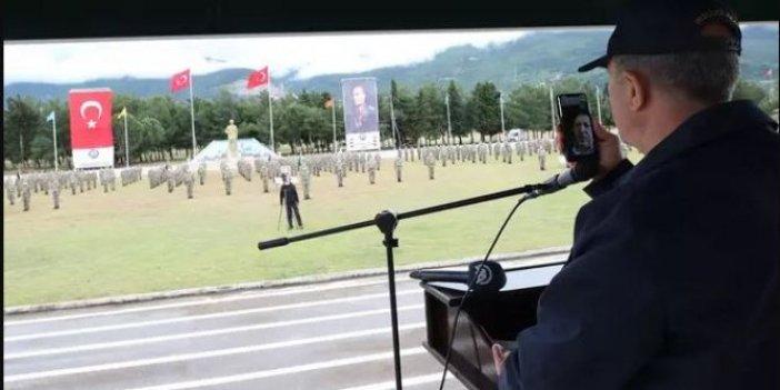 Erdoğan'dan Mehmetçiğe bayram mesajı