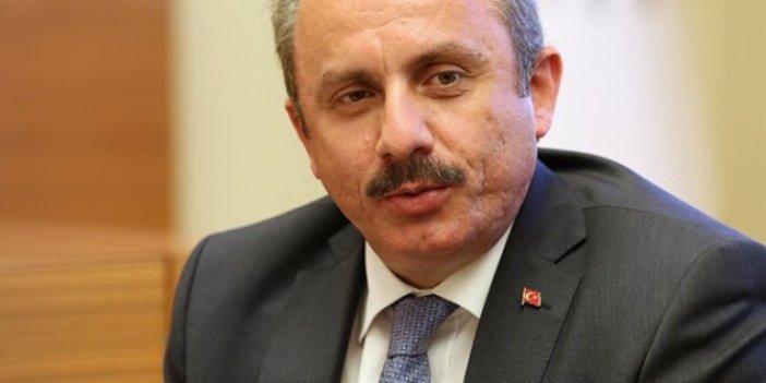 """Meclis Başkanı Mustafa Şentop'tan, """"Meclis neden toplanmıyor?"""" eleştirilerine yanıt"""