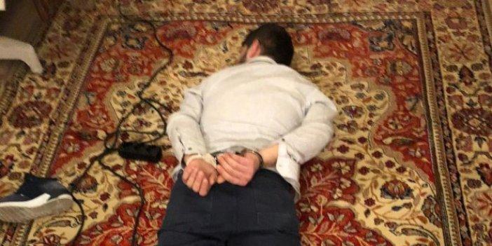 Korku salan çete tutuklandı