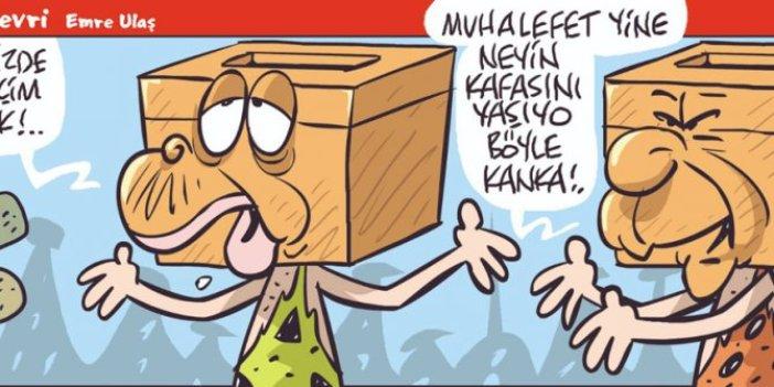 Mizahın usta ismi Emre Ulaş, erken seçim tartışmalarını hicvetti