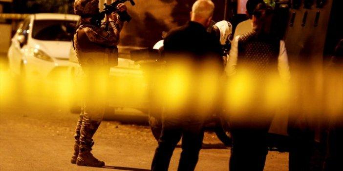 Özel Harekat polisinden 4 saatlik operasyon