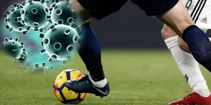 Futbol dünyasını karıştıran iddia: Ligin iptal edilmesi için hangi kulüp korona vakası uydurdu!