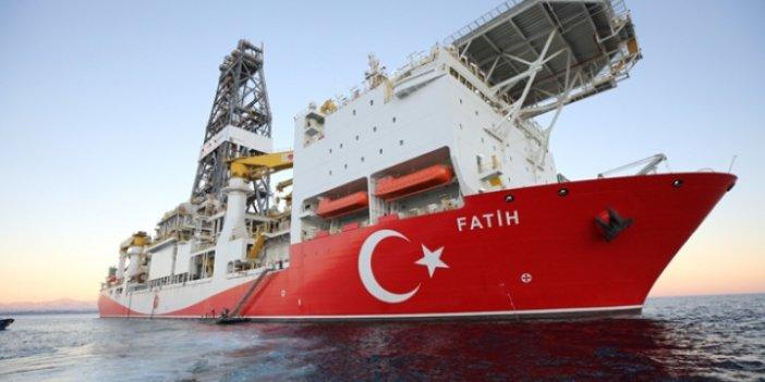 Platform söküldü: Karadeniz'e iniyor