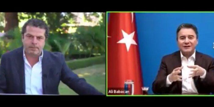 """Ali Babacan'dan Cüneyt Özdemir'in """"Bunları AKP'deyken neden söylemediniz"""" sorusuna yanıt"""