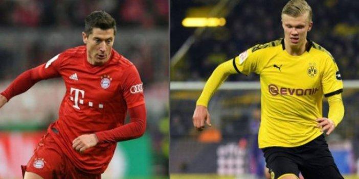 Borussia Dortmund - Bayern Münih maçı şifresiz yayınlanacak