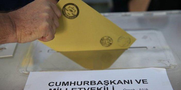 Siyasette taşları yerinden oynatacak değişiklik: Seçim barajı için 4 alternatif Erdoğan'ın masasında!