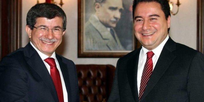 İşte AKP ve MHP'nin Ali Babacan ve Davutoğlu'nu engelleme planı