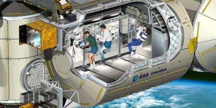 NASA teknolojisi kullanılacak: AVM'lere uzay istasyonu sistemi!