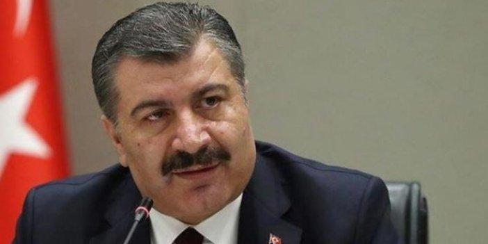 Sağlık Bakanı Fahrettin Koca'dan yasaklara ilişkin yeni açıklama