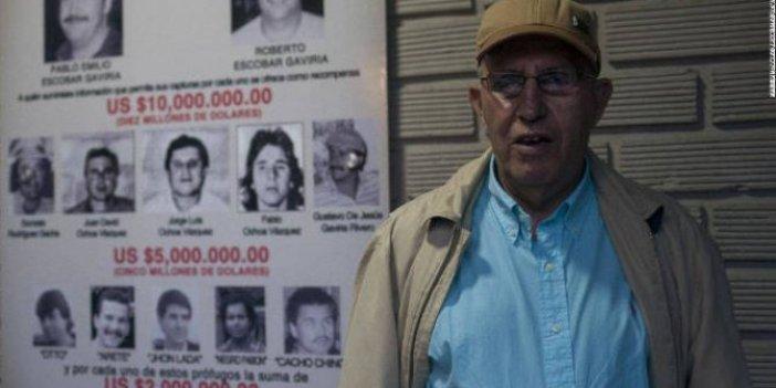 Escobar'dan dünya devine milyar dolarlık dava