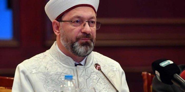 Diyanet İşleri Başkanı Ali Erbaş'tan İmam Hatiplilerle ilgili tartışma yaratan sözler