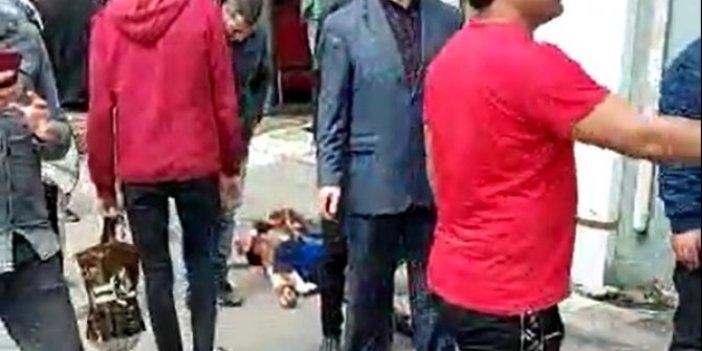 İstanbul'un göbeğinde Suriyeli vahşeti, birlikte içtiler birbirlerini kestiler