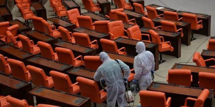 Meclis'teki ziyaret yasağı uzatıldı