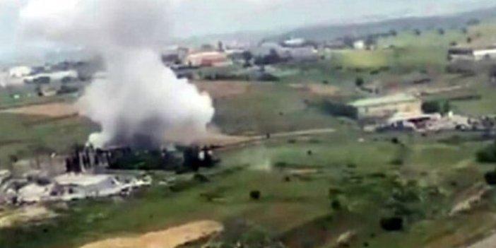 İstanbul Başakşehir'de korkunç patlama
