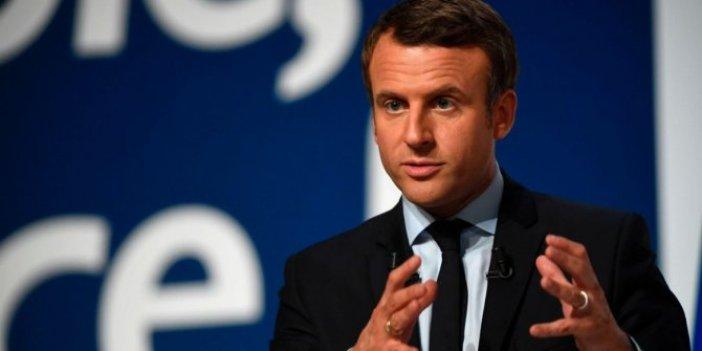 Doğruysa korkunç bir şey; Bu skandal Macron'un başını yakar; Salgından önce hepsini yok etti