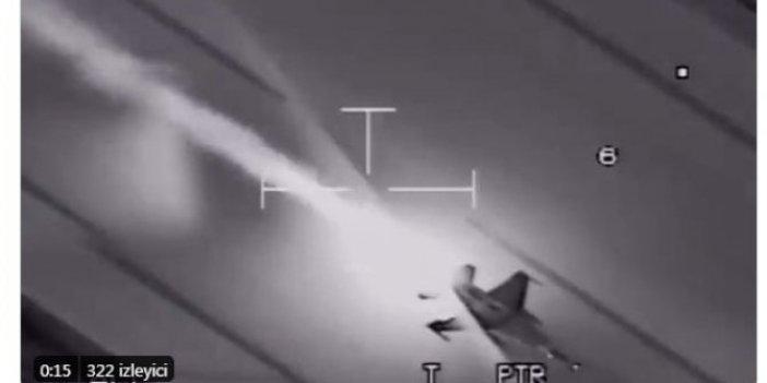 2 PKK'lı terörist havadan vuruldu