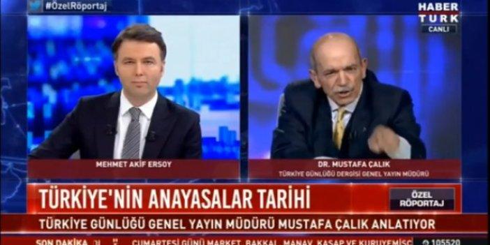 """Mustafa Çalık'tan Ozan Ceyhun ve Egemen Bağış'ın atamalarıyla ilgili Tayyip Erdoğan'a sert sözler: """"Türklüğe ve müslümanlığa küfürdür"""""""