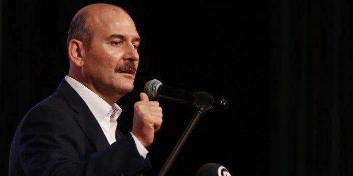 İçişleri Bakanı Süleyman Soylu, istifa sürecini anlattı