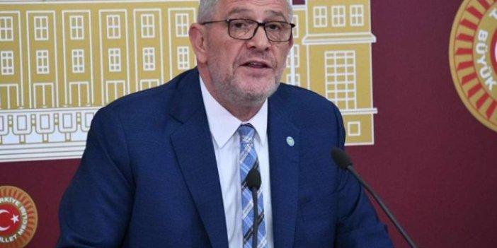 İYİ Partili Müsavat Dervişoğlu'ndan hükümete yeni teklif