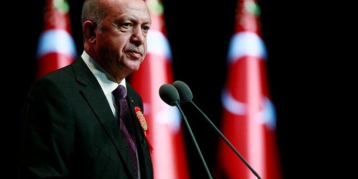 Çalışmalarda sona gelindi! Erdoğan'a sunulacak