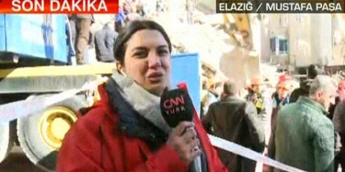 Salgın sürecinin kahraman kadın habercisi Fulya Öztürk terfi etti