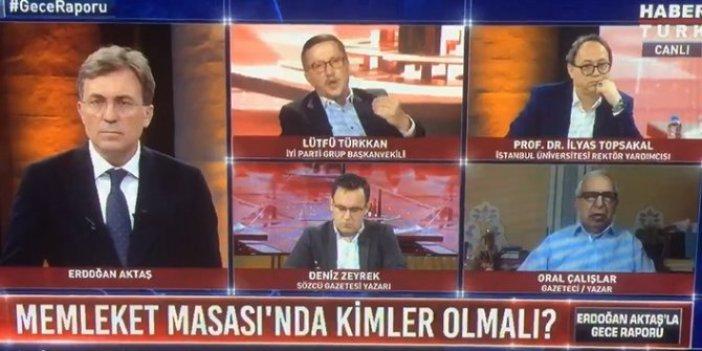 İYİ Partili Lütfü Türkkan, canlı yayında AKP'nin HDP planını anlattı
