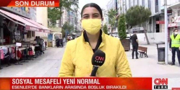 CNN Türk'ün acar muhabiri terfiyi aldı modaya uydu
