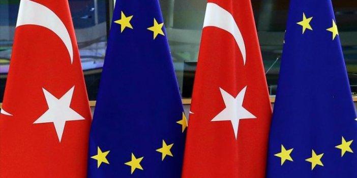 AB'den şaşırtan açıklama: Türkiye'yi de kapsayacak