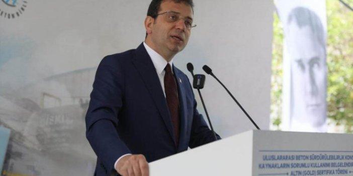 Ekrem İmamoğlu hiç bu kadar sert olmadı: Kanal İstanbul ile ilgili öyle bir konuştu ki