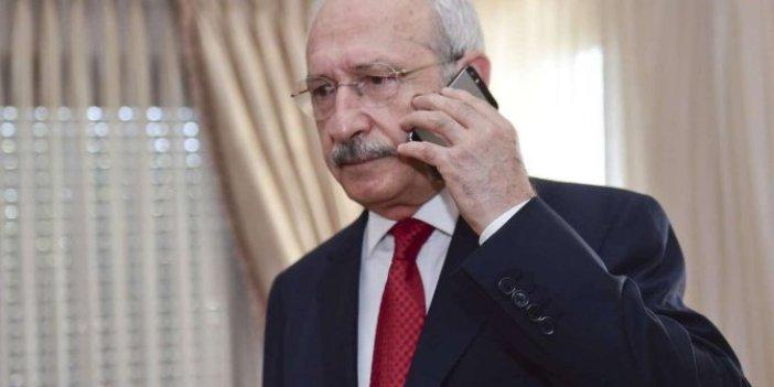 CHP liderinden Tekdal'in ailesine taziye telefonu