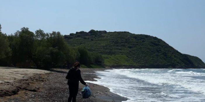 Umutlar Gizemle deniz kenarında yeşerdi, öğrenince gurur duyacaksınız