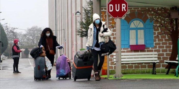 Bakan Kasapoğlu açıkladı: Yurtlardaki karantina süreci sona erdi!