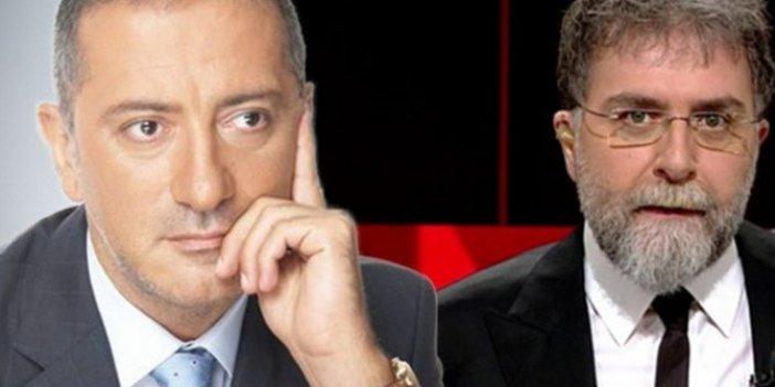 """Fatih Altaylı'dan Ahmet Hakan'a olay sözler! """"Bu yalanı nasıl söyledin!"""""""