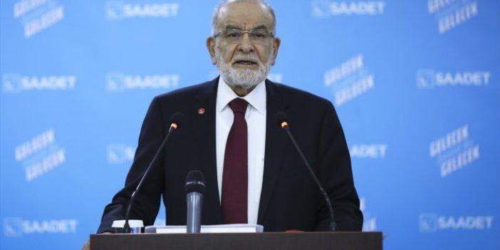 Temel Karamollaoğlu'ndan 'Demokrasi adası' çıkışı: Adını değiştirin
