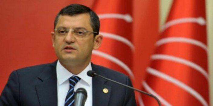 Özgür Özel'den açıklama. CHP'li vekiller istifa edecek mi?