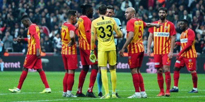 Atletico Madrid'ten Kayserispor'a şok: Çare arıyorlar