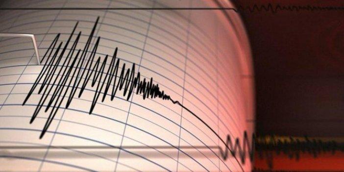 Son Dakika: Şanlıurfa'da korkutan deprem