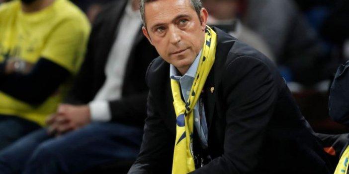 Futbolda şike polemiği: Ali Koç'tan Özdemir'e çarpıcı soru